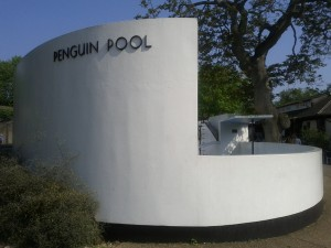 Penguin Pool outside photo
